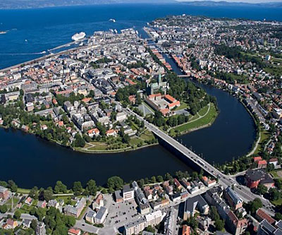 Further - Trondheim and Norwegian architecture